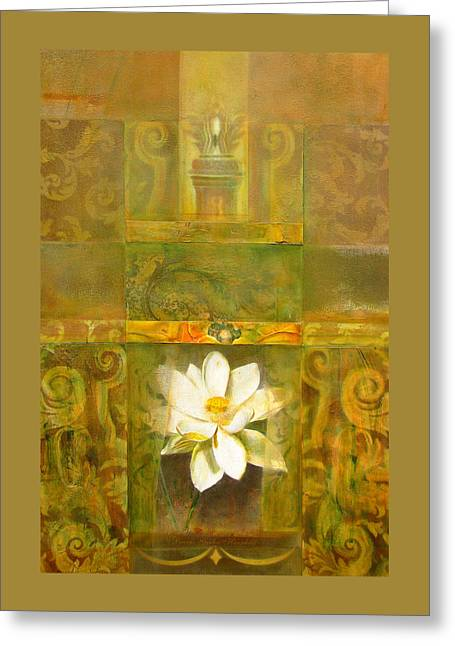 Sacred Places Greeting Card by Brooks Garten Hauschild