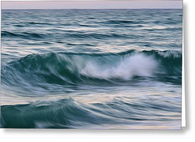 Surf Photos Art Greeting Cards - Salt Life Square Greeting Card by Laura  Fasulo