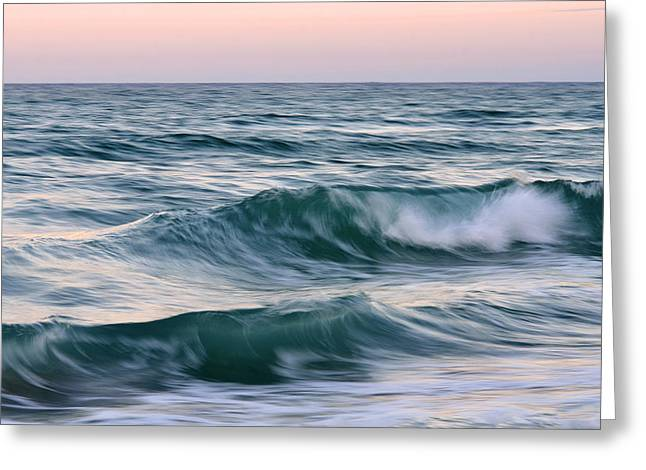 Surfing Photos Greeting Cards - Saltwater Soul Greeting Card by Laura  Fasulo