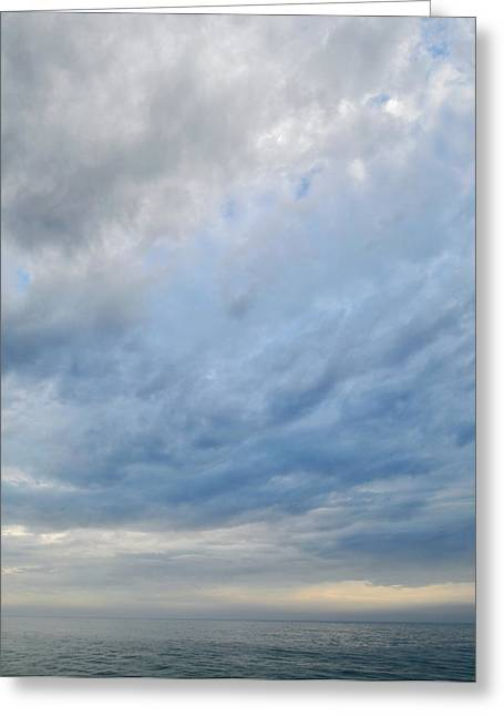 Coast Highway One Greeting Cards - San Clemente True Blue Greeting Card by Kyle Hanson