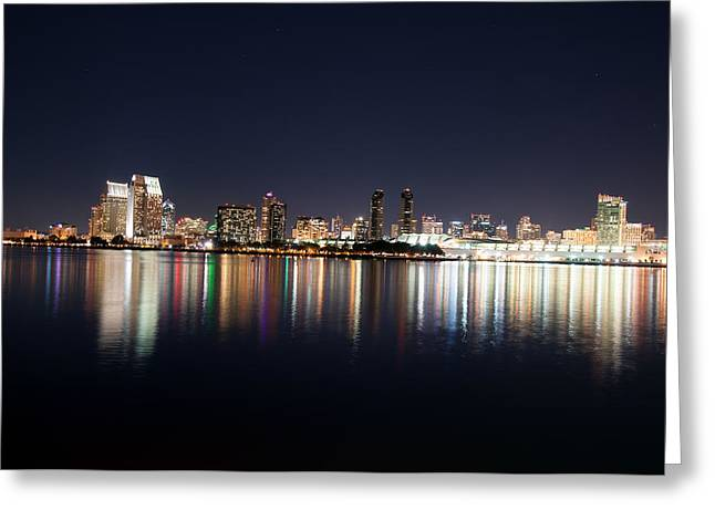 Gandz Photography Greeting Cards - San Diego CA Greeting Card by Gandz Photography