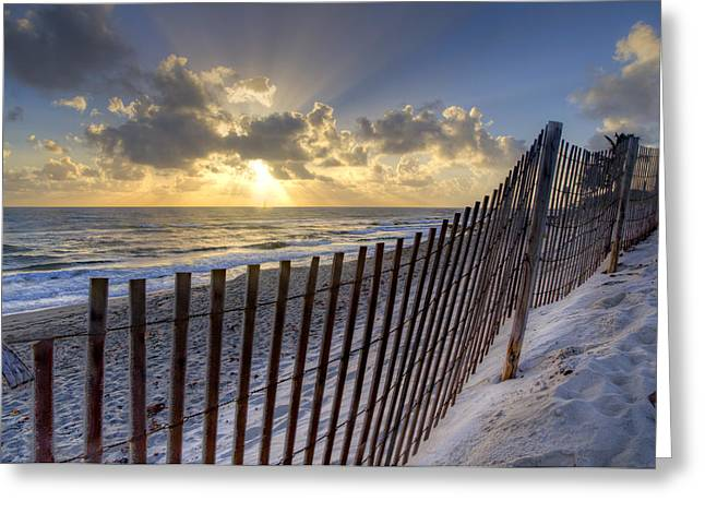 Recently Sold -  - Sanddunes Greeting Cards - Sand Dunes   Greeting Card by Debra and Dave Vanderlaan