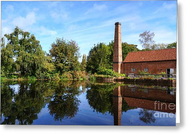 Jrr Tolkien Greeting Cards - Sarehole Mill Greeting Card by Mickeys Photography