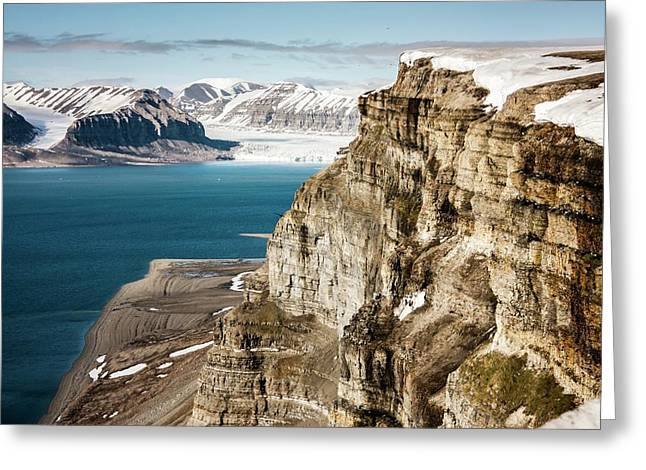 Sassendalen Greeting Card by Paul Williams