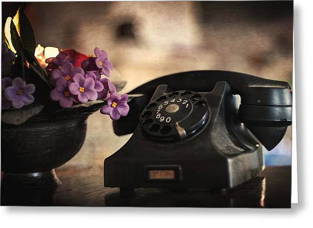 Renoir Photographs Greeting Cards - Say you will... Greeting Card by Taylan Soyturk