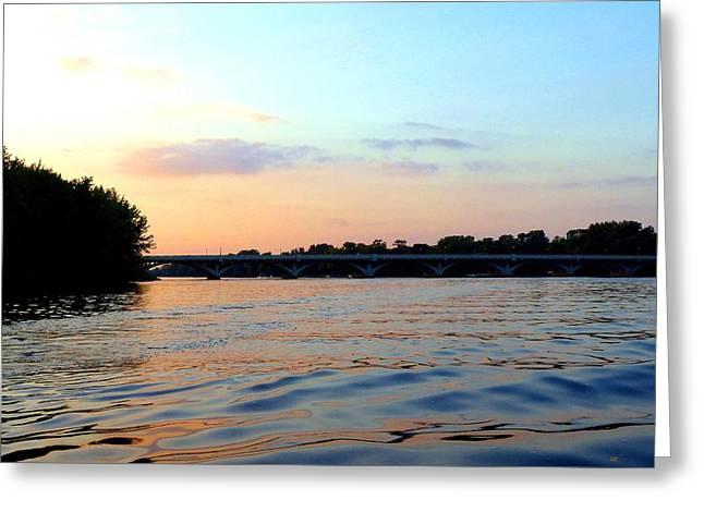 Minnesota Fishing Greeting Cards - Scenic Minnesota 3 Greeting Card by Will Borden