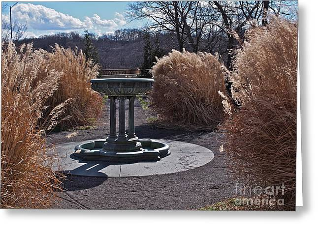 Phipps Conservatory Greeting Cards - Schenley Park Greeting Card by Andrew Chapman