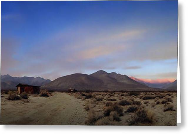 High Desert Greeting Cards - Sculptures Greeting Card by Sean Foster