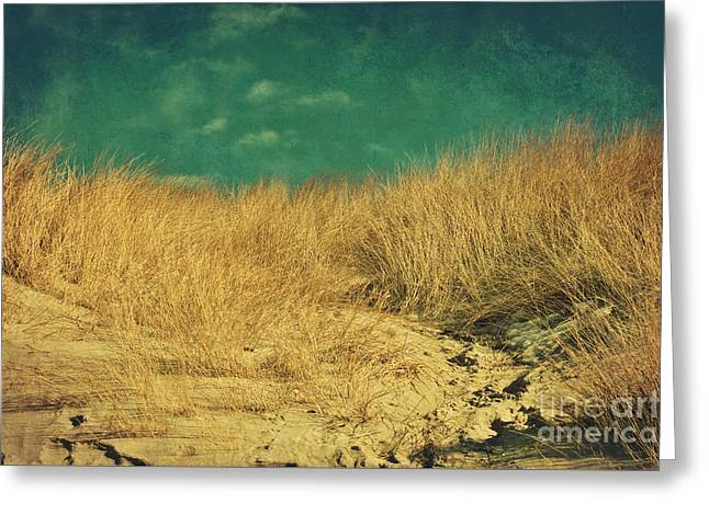 The North Greeting Cards - Sea feelings Greeting Card by Angela Doelling AD DESIGN Photo and PhotoArt