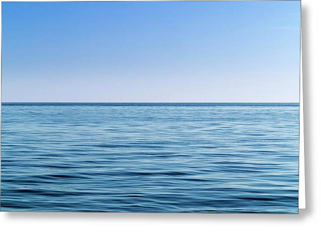 Sea Of Cortez Greeting Card by Daniel Sambraus