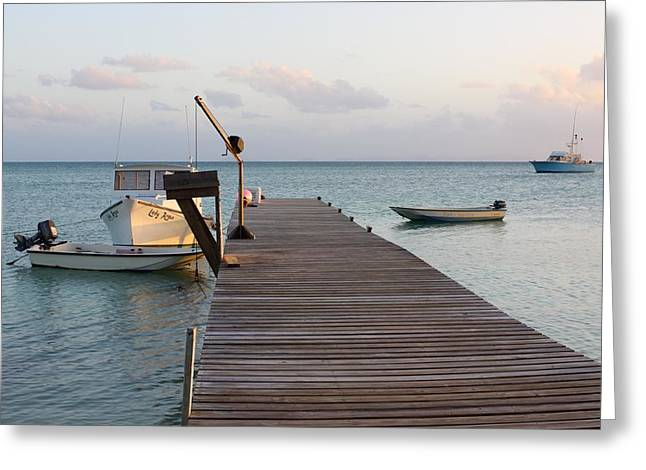 Neptune Islands Greeting Cards - Sea Trance Greeting Card by Eric Glaser