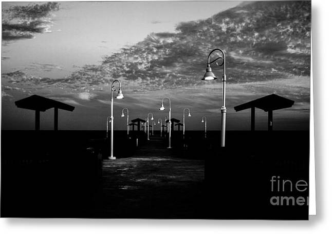 Quite Digital Art Greeting Cards - Seascape 73 a Greeting Card by  Otri  Park
