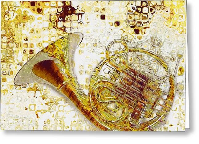 See The Sound Greeting Card by Jack Zulli