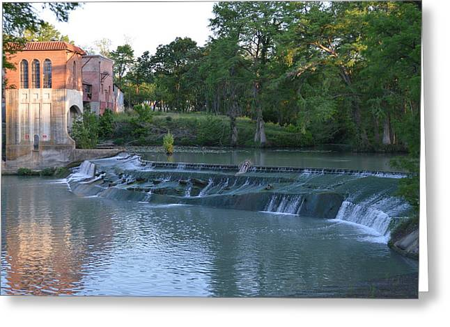 Seguin TX 02 Greeting Card by Shawn Marlow