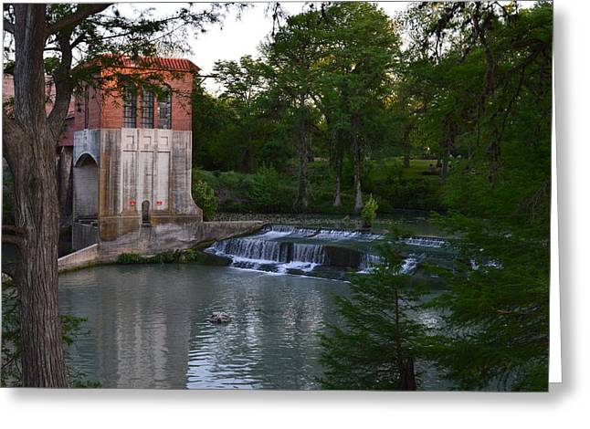 Seguin TX 03 Greeting Card by Shawn Marlow