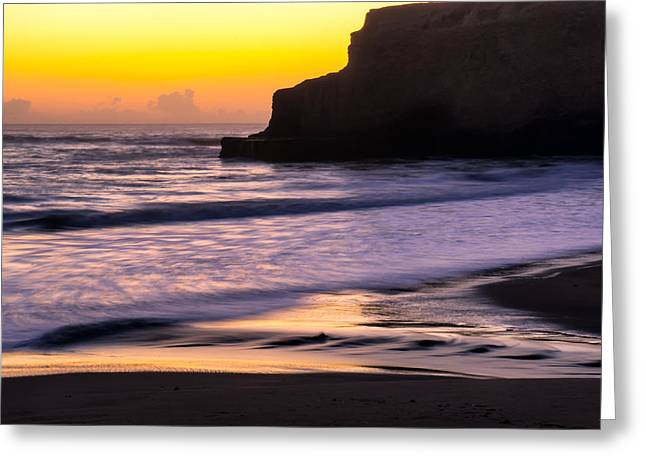 Pch Greeting Cards - September Sunset Greeting Card by Diana Weir