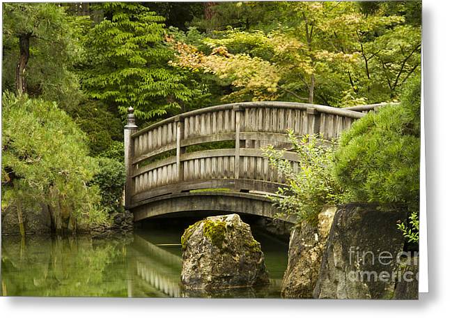 Spokane Greeting Cards - Serene Sanctuary Greeting Card by Idaho Scenic Images Linda Lantzy