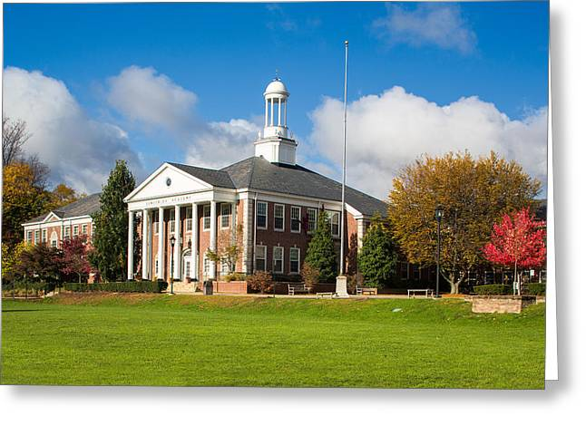 Sewickley . Greeting Cards - Sewickley Academy Greeting Card by Emmanuel Panagiotakis