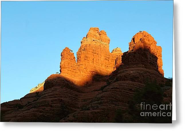 Arizona Greeting Cards - Shadow Play Greeting Card by Jon Burch Photography