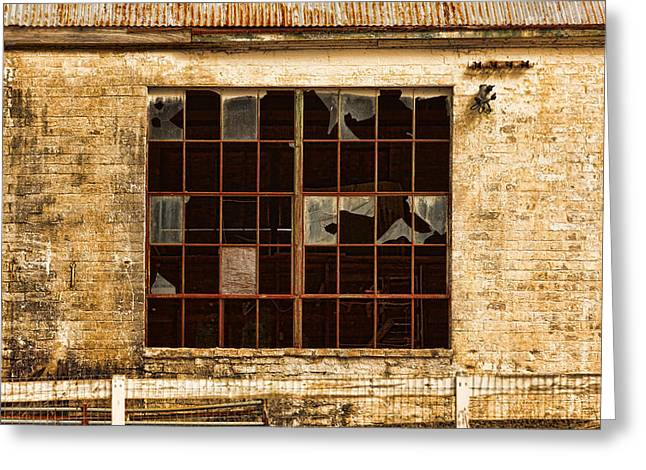 Tennessee Barn Greeting Cards - Shattered Barn Greeting Card by Paul Bartoszek
