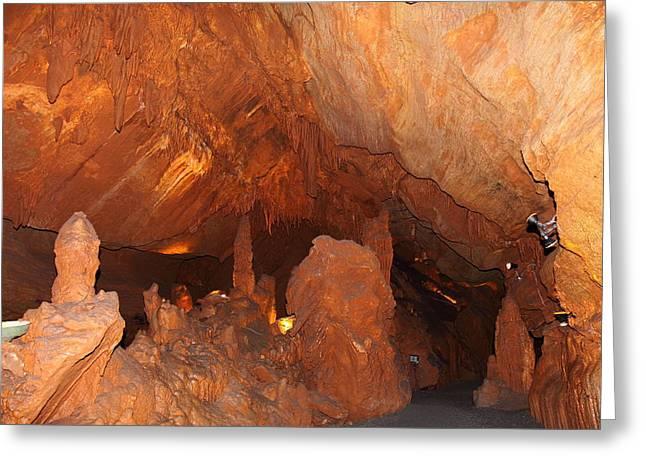 Va Greeting Cards - Shenandoah Caverns - 121271 Greeting Card by DC Photographer