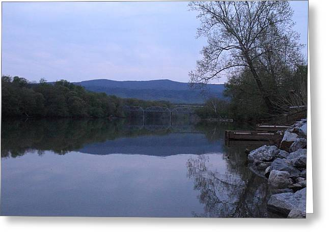 Mountains Greeting Cards - Shenandoah Valley - 011318 Greeting Card by DC Photographer