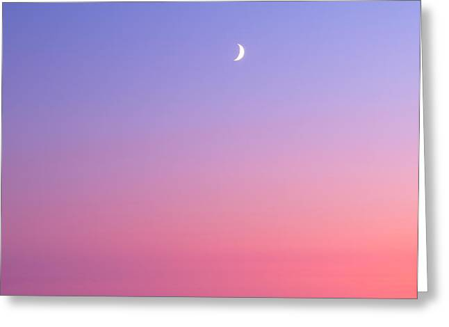Simplistic Wonders of the Earth Greeting Card by Darren  White