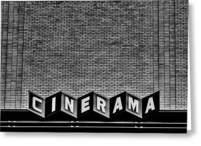 Movie Art Photographs Greeting Cards - Since 1963 Greeting Card by Benjamin Yeager