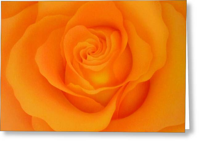 Beauty Mark Greeting Cards - Sincere Gratitude Greeting Card by Mark Antum