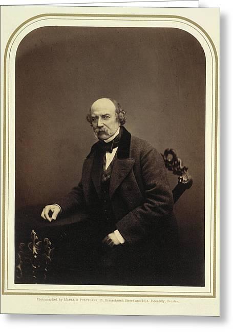 Sir W. Fenwick Williams Greeting Card by British Library