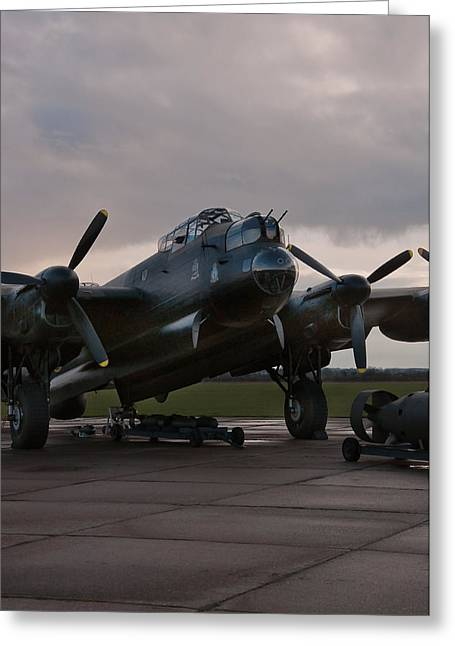 Fighter-bomber Photographs Greeting Cards - Sitting Pretty Greeting Card by Jason Green