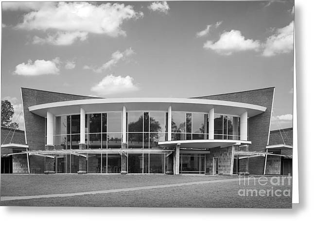 Dining Hall Greeting Cards - Skidmore College Murray- Aikins Dining Hall Greeting Card by University Icons