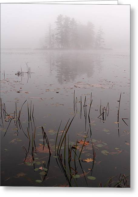 Western Ma Photographs Greeting Cards - Sleepy Massachusetts Landscape Greeting Card by Juergen Roth