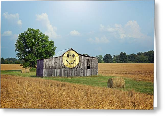 Purchase Photography Online Greeting Cards - Smile Greeting Card by Steven  Michael