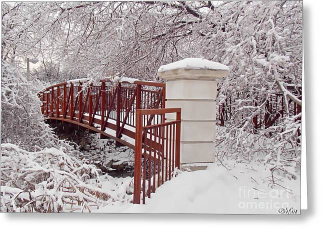 Winter Storm Greeting Cards - Snow way or no way Greeting Card by Irfan Gillani