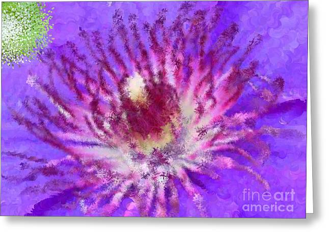 Discrimination Digital Art Greeting Cards - So What Greeting Card by Holley Jacobs