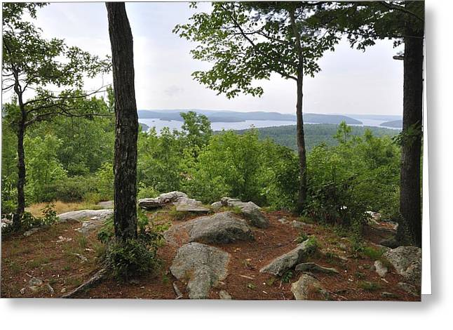 New England Greeting Cards - Soapstone Mt 1 Greeting Card by J Scott Davidson