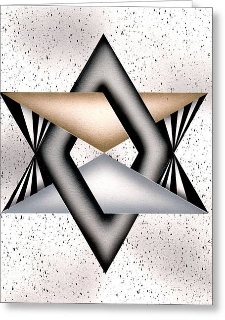Conservative Digital Art Greeting Cards - Sod-16p Greeting Card by Larry Waitz