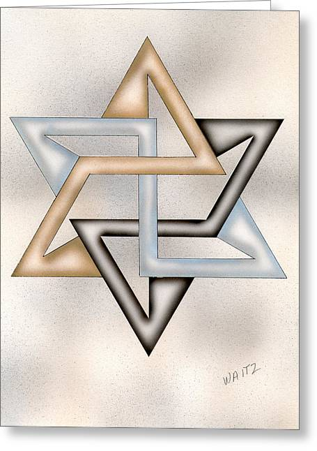 Reform Digital Greeting Cards - Sod-68p Greeting Card by Larry Waitz
