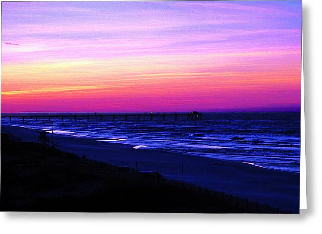 Dream Scape Greeting Cards - Solitude Greeting Card by Russell Jenkins