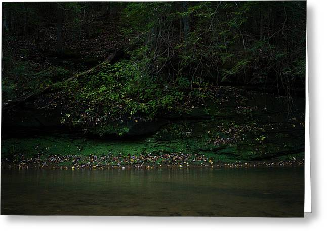 Solitude Photographs Greeting Cards - Solitude Greeting Card by Shane Holsclaw