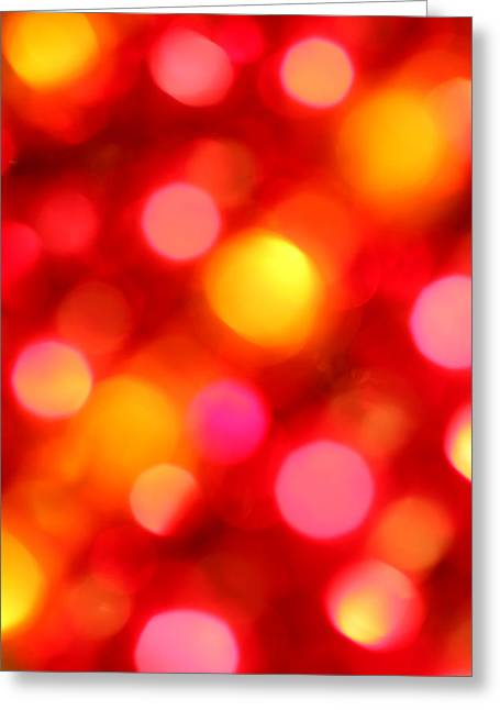 Original Photographs Greeting Cards - Some Like It Hot Greeting Card by Dazzle Zazz