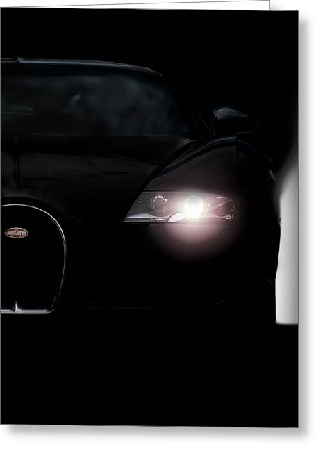 Bugatti Greeting Cards - Something Wicked Greeting Card by Peter Chilelli