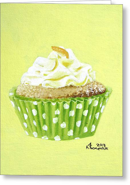 Sour Harmony Greeting Card by Kayleigh Semeniuk