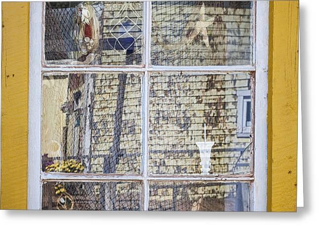 Souvenir store window Greeting Card by Elena Elisseeva