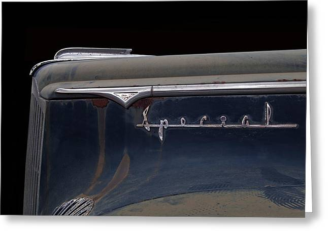 Rusted Cars Greeting Cards - Special Greeting Card by Murray Bloom
