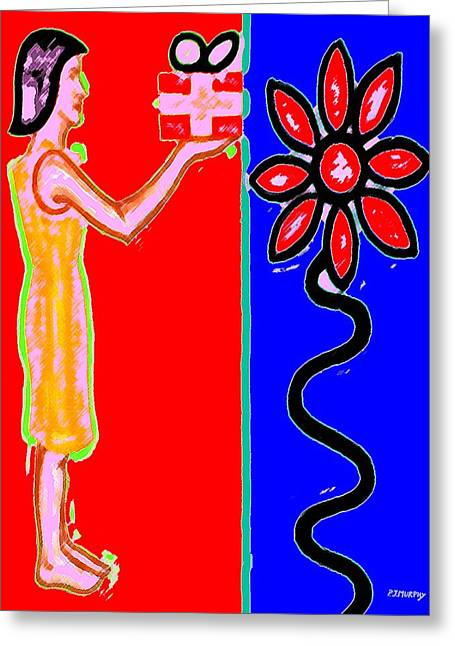 Special Delivery Greeting Cards - Special Occasion Greeting Card by Patrick J Murphy