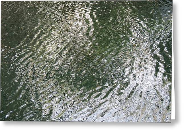 Wimberley Greeting Cards - Spirit Of Water Greeting Card by David  Norman