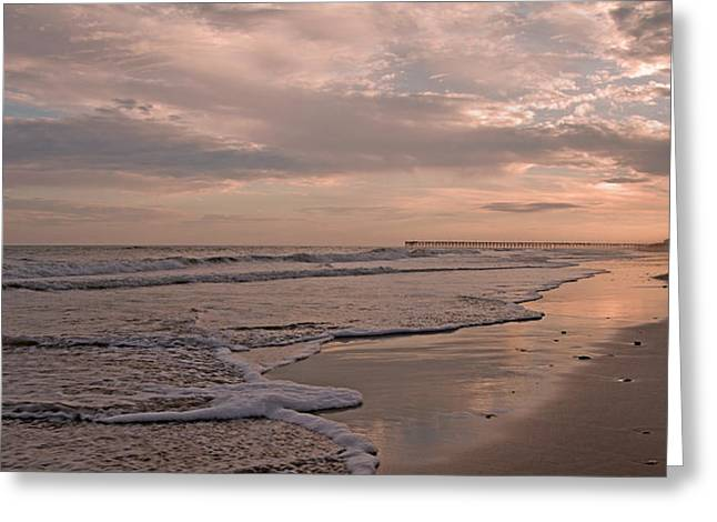 Topsail Island Greeting Cards - Spiritual Inspiration Greeting Card by Betsy C  Knapp