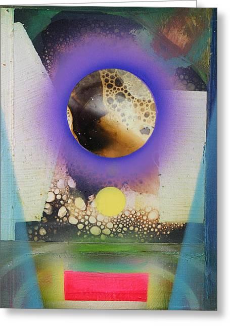 Recently Sold -  - Jeremy Greeting Cards - Spirtscape Greeting Card by Jeremy Johnson